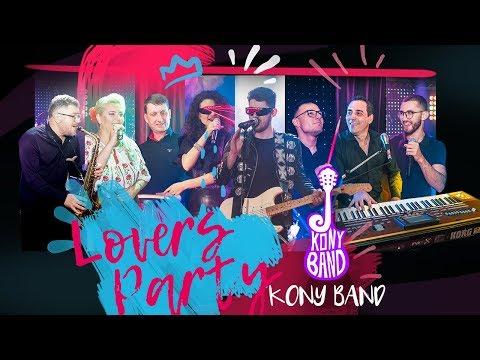 Kony Band - Show Valentine's Day 2020 || Muzica de Petrecere