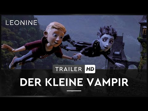 Der kleine Vampir - Trailer (deutsch/german; FSK 0)