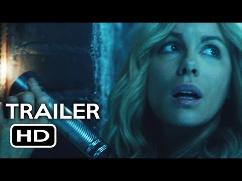 The Disappointments Room Official Trailer #1 (2016) Kate Beckinsale, Lucas Till Horror Movie HD