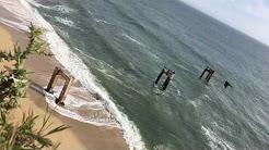 Chill Ocean Waves @ Davenport, CA