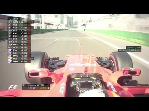 2017 Azerbaijan Grand Prix   Qualifying Highlights