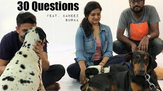 🔴 30 Questions Episode 2 (with Ashish Shakya and Kaneez Surka)