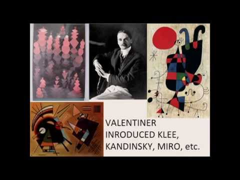 """Celia Bertoia """"A Look at Harry Bertoia's Jewelry and Work"""" lecture 3-12-2015"""