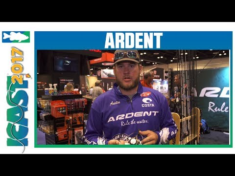 Ardent Arrow Spinning Reels | ICAST 2017