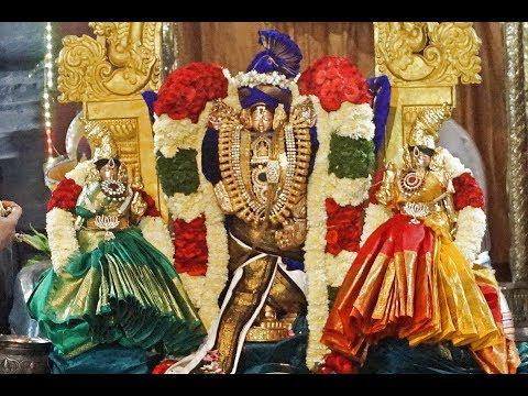 Annakota Utsavam Dombivili Sri Balaji . Mangala Haarathi , Satrumurai and Devotees