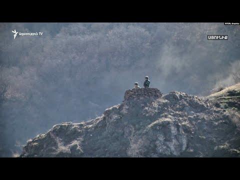 Բաքուն պնդում է՝ ադրբեջանական բանակն «ուղղակի զբաղեցնում է իր դիրքերը»
