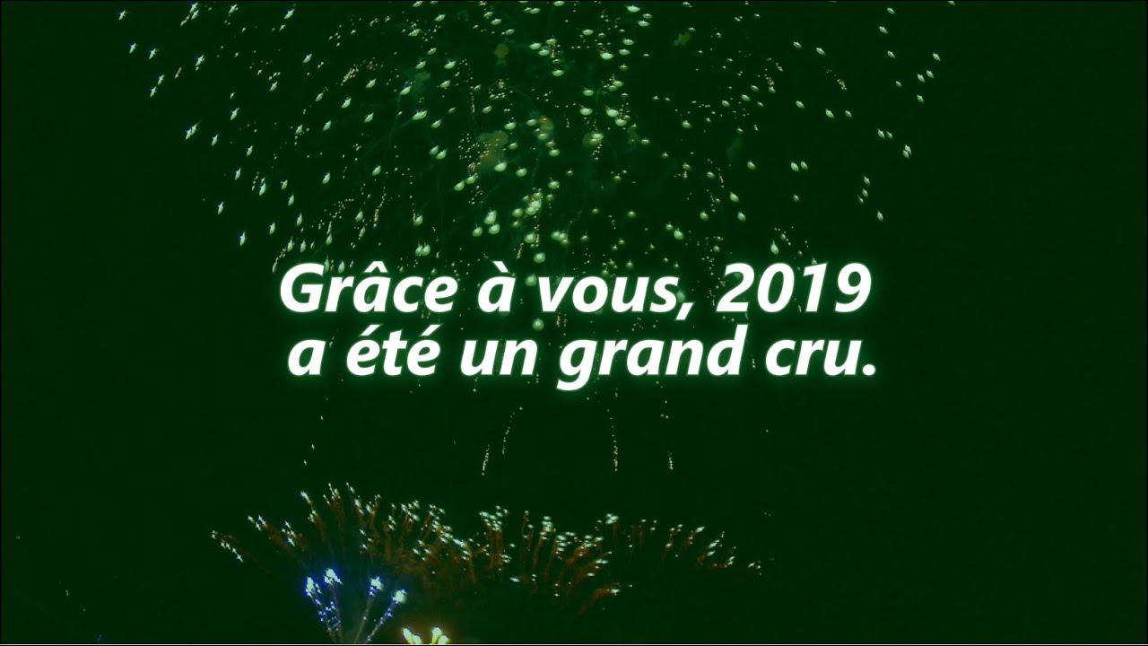 Merci pour cette belle année 2019 - SOBEBRA