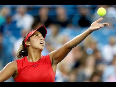 2017 Western & Southern Open Second Round | Madison Keys vs Daria Kasatkina | WTA Highlights