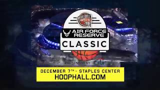 Air Force Reserve Hall of Fame Classic presented by Citi - December 7, 2018