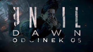 Until Dawn (PL) #5 - W samym ręczniku (Gameplay PL / Zagrajmy w)
