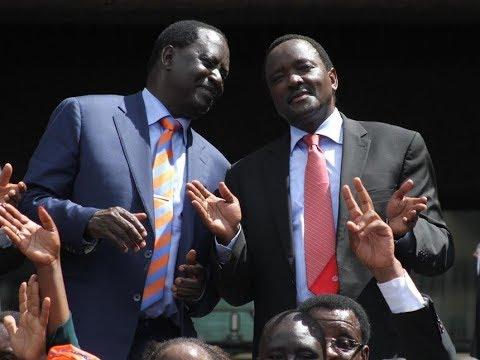 NASA leader Raila Odinga postpones swearing in ceremony indefinitely: Political point