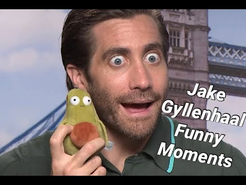 Jake Gyllenhaal Funny Moments  Old and New 2019