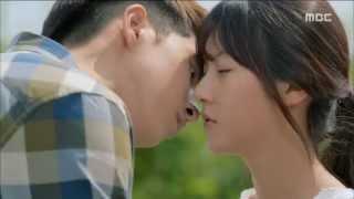 [Glamourous Temptation] 화려한 유혹 ep.2 Joo Sang-wook kisses Cha Ye-ryun   20151006