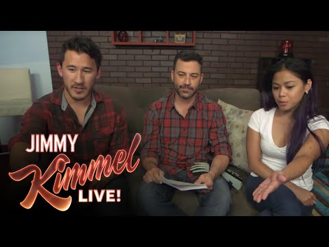 Jimmy Kimmel's 'Let's Play' Was Unfunny, Uncomfortable And Unproductive