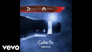 Depeche Mode Cover Me Nicole Moudaber Remix Audio