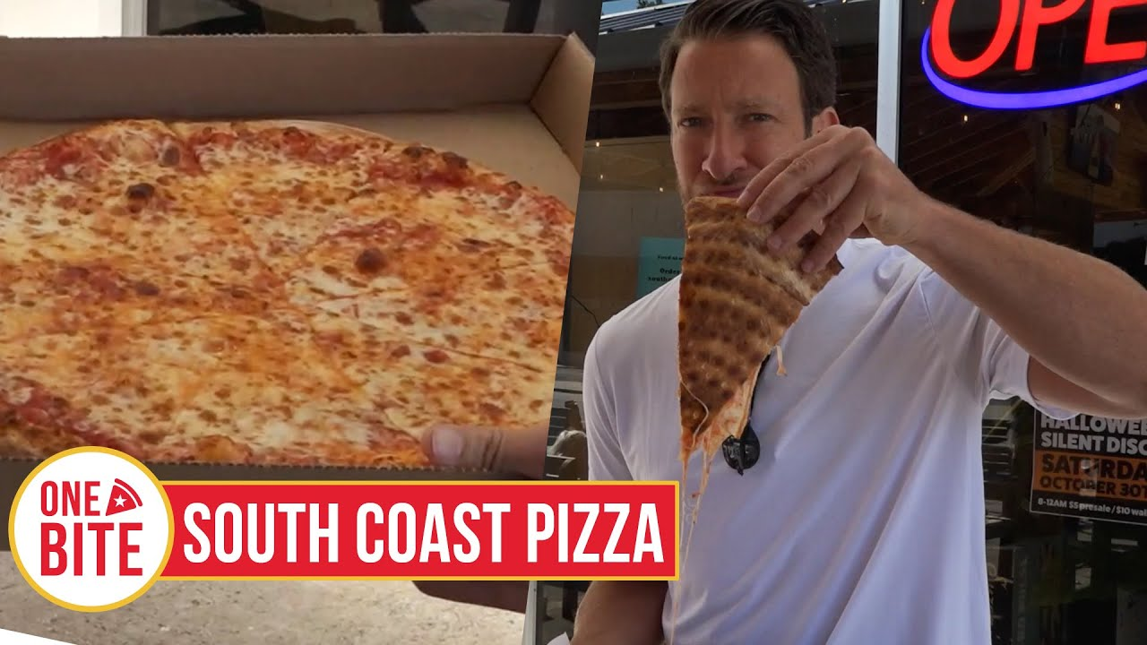Barstool Pizza Review - South Coast Pizza (Knoxville, TN) presented by Travis Mathew