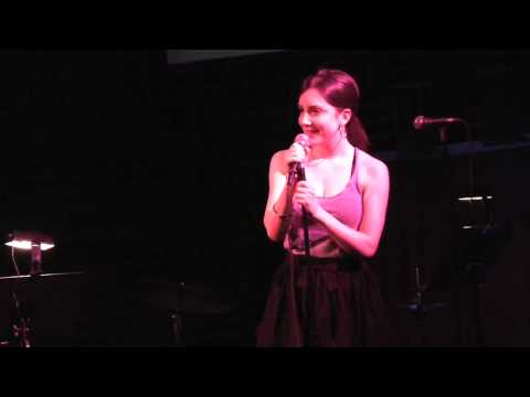 Jessica Hershberg improvises a song about,