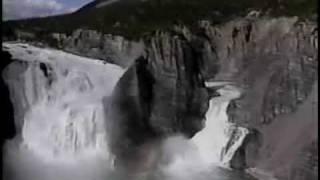 Nahanni Virginia Falls