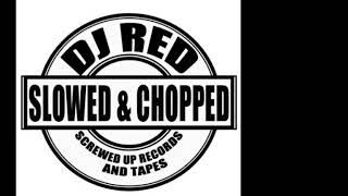 FULL MIXTAPE DJ Red: Weside Ridin' (Screwed Up Records and Tapes) SLOWED N CHOPPED
