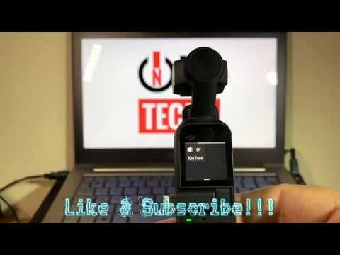 Dji Osmo Pocket Key Tone Muted   In Out Techs
