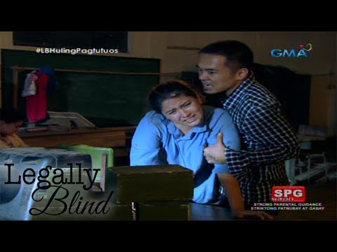 Legally Blind:  Charie's nightmare