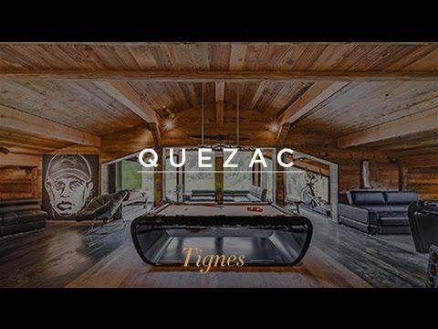 chalet quezac luxury ski chalet tignes france youtube. Black Bedroom Furniture Sets. Home Design Ideas
