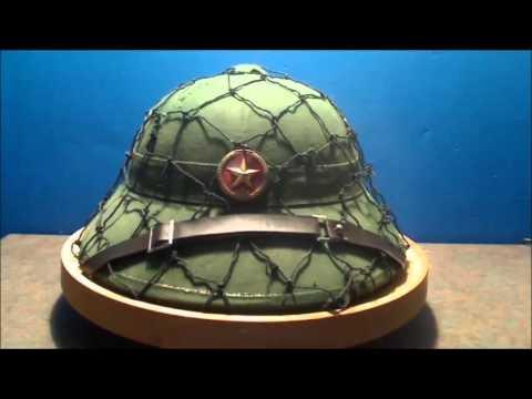 Vietnamese Pith Helmet