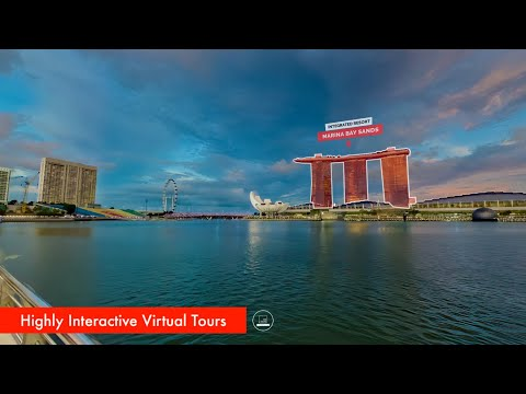 Highly Interactive Virtual Tours - Singapore