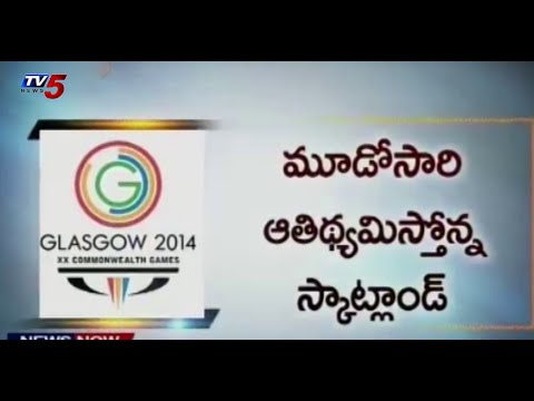 Glasgow 2014 Commonwealth Games | Hot News : TV5 News