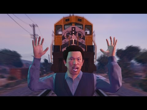 GTA 5 Online Funny Moments - IMPOSSIBLE HYDRA STUNTS & TRAM EXPLOSIVES!