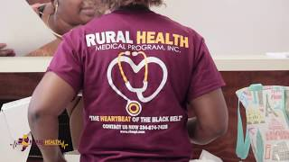 Rural Health Medical Program - Grand Opening DEMOPOLIS, AL