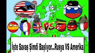 Alternatif Avrupanın Geleceği 2.Bölüm/İşte Savaş Şimdi Başlıyor,Amerika Vs Rusya