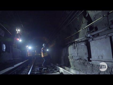 Canarsie Tunnel Reconstruction