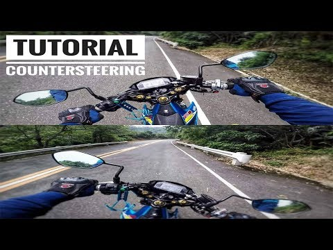 Pinoy Tutorial: How To Countersteer On A Motorcycle