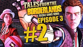 Tales from the Borderlands: Catch a Ride #2 - Roboterliebe