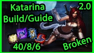 Katarina Build + Guide Season 5/6 (Free Ello)
