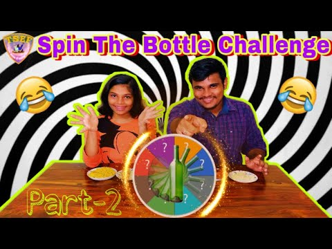 😂Funny Spin The Bottle Challenge By TSEF |Part-2