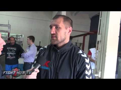 Sergey Kovalev responds to Jean Pascal calling him racist & homeless with no fans