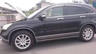 Видео-тест автомобиля Honda CR-V (RE4-1104140, K24A)