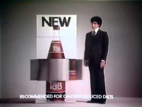 Eugene Levy for Diet Tab Cola 1977 TV commercial