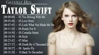Taylor Swift - テイラー・スウィフトメドレー