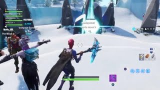 Fortnite free flow perfect timing in creative hub