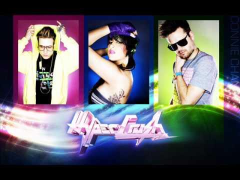 Kick Us Out (Discofries Remix)   Hyper Crush.wmv