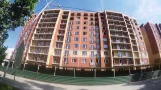 видео Микрорайон Стрижи, Новосибирск