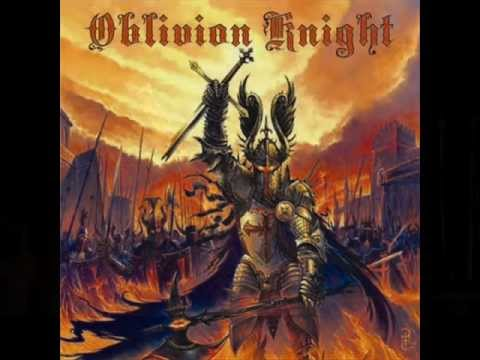 OBLIVION KNIGHT - Sword In Hand (Demo 87 - Old School TEXAS Metal - Mike Soliz)