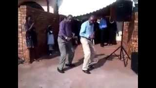 two guys 80s dance moves south african townships