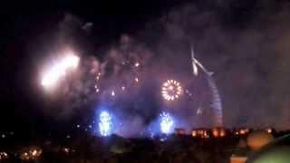 New Year 2013 in Dubai