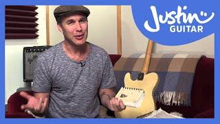 The Real Book - Jazz Standards - Guitar Lesson - JustinGuitar [JA-004]