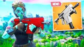 The *NEW* BURST SMG IS NASTY!
