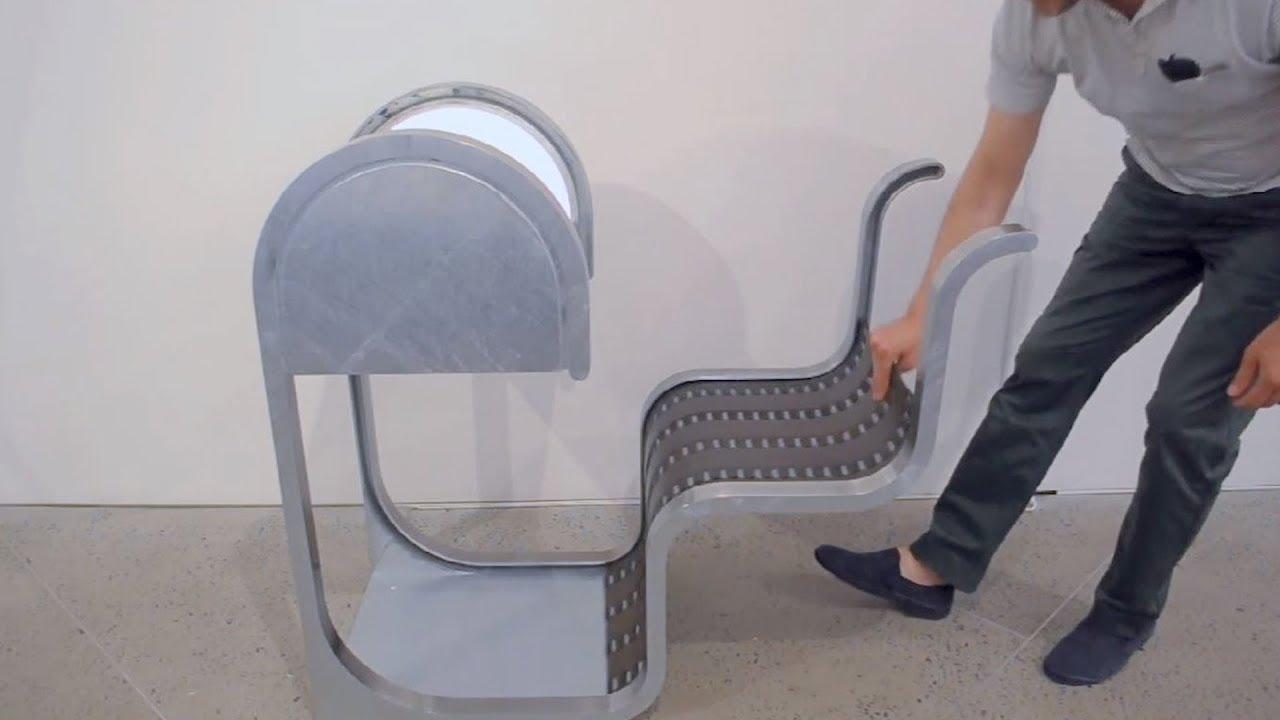 ऐसी अजीबो गरीब कुर्सी आपने पहले कभी नहीं देखी होगी || Amazing Smart  Furniture
